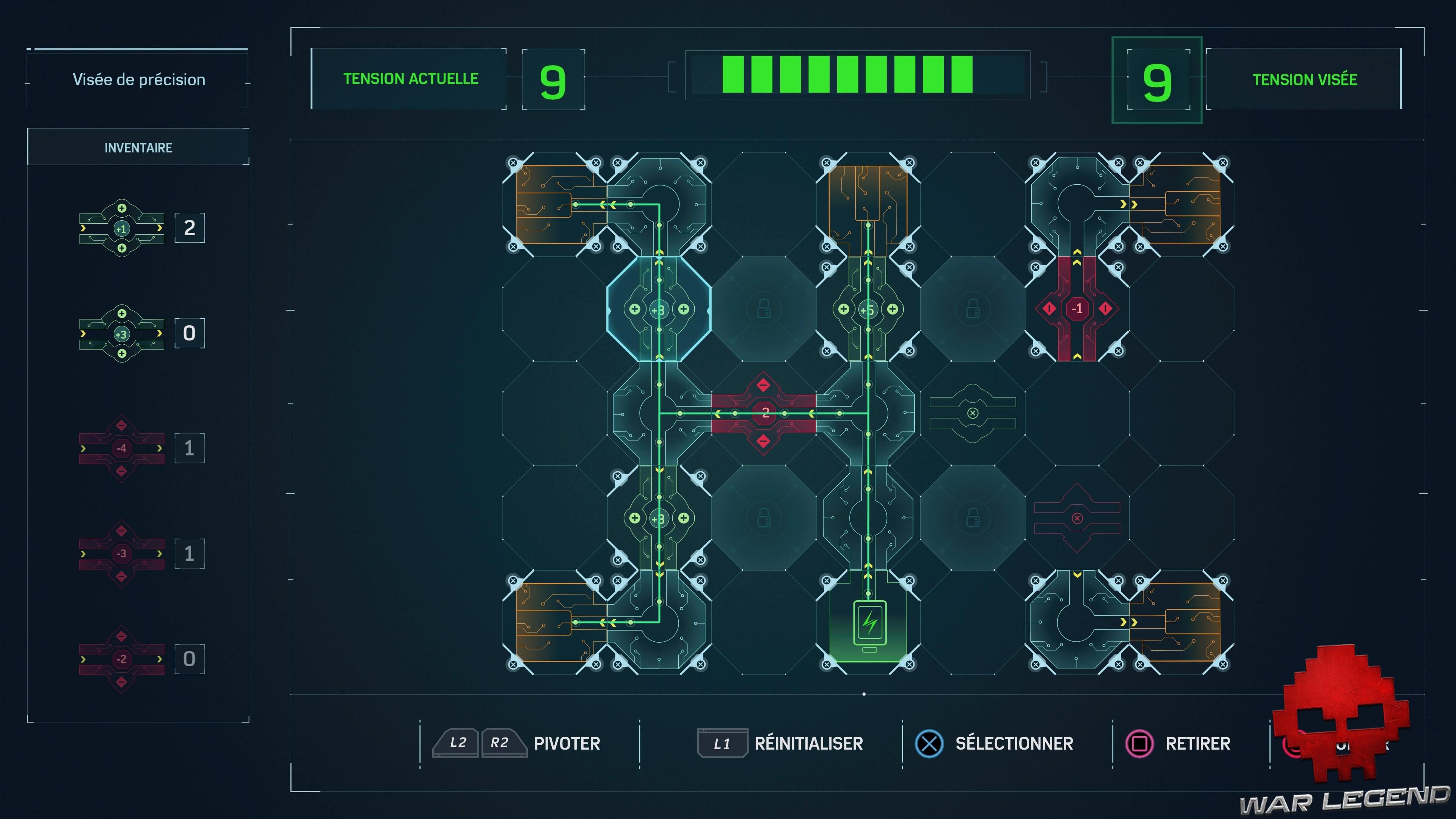 guide Spider-Man Circuits électroniques Visée de précision