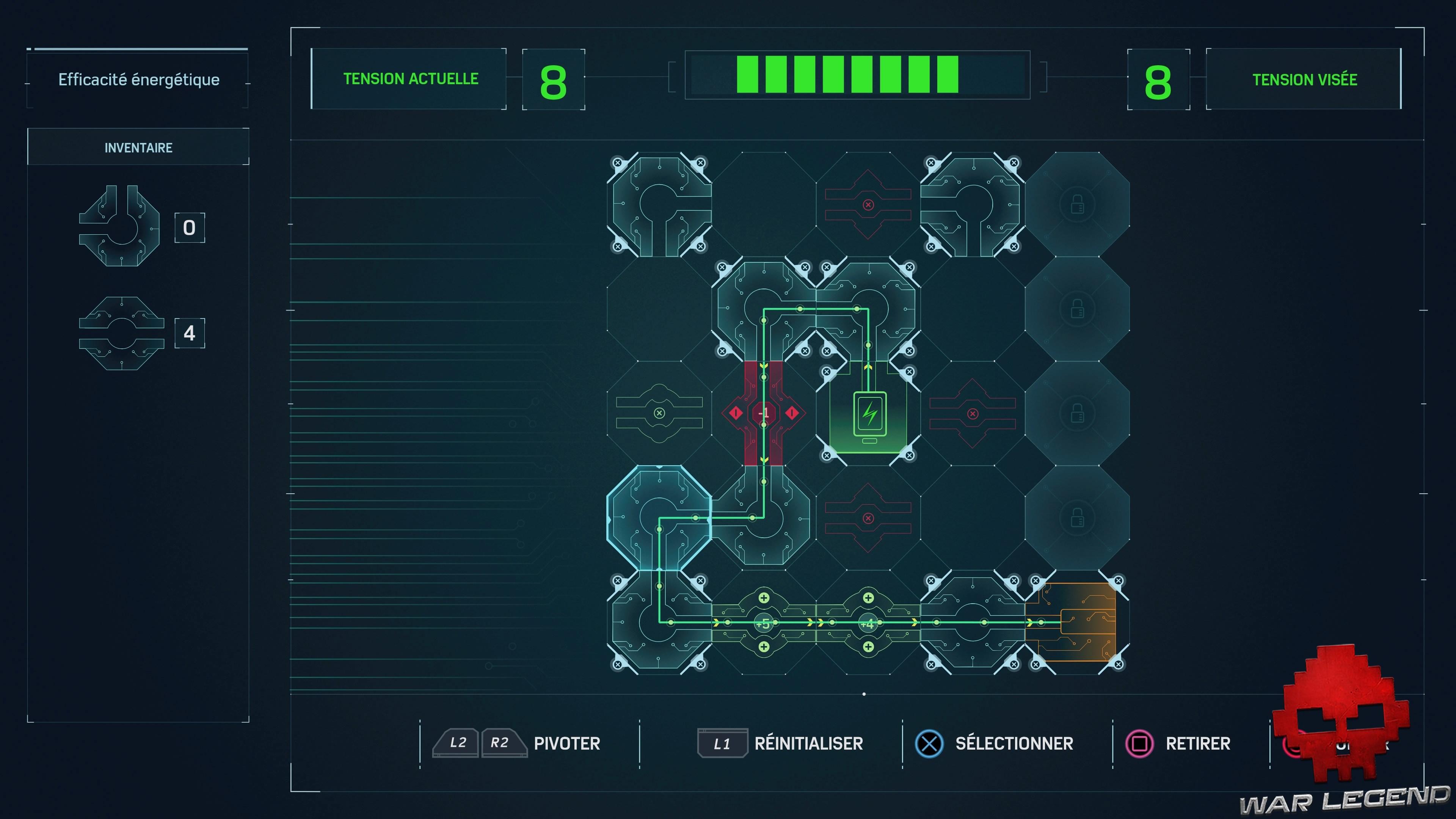 guide Spider-Man Circuits électroniques Efficacité énergétique