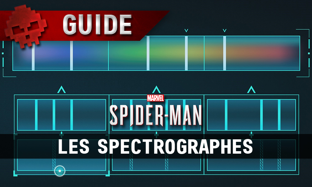 vignette Guide Spectrographes Spider-Man