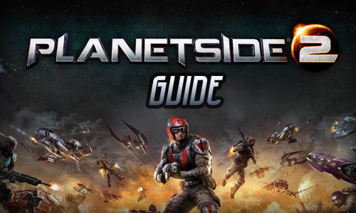 Guide Planetside 2 War Legend