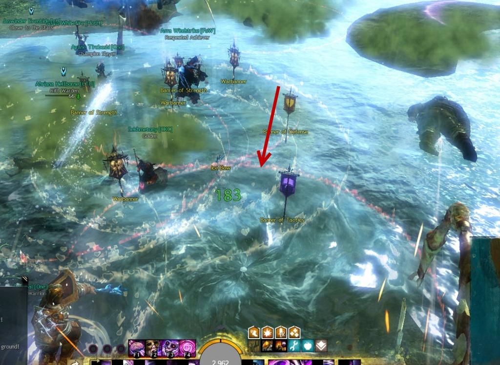 Guild Wars 2 Succes Tequalt