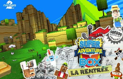 Guild Wars 2 Super Adventure Box Succes Guide