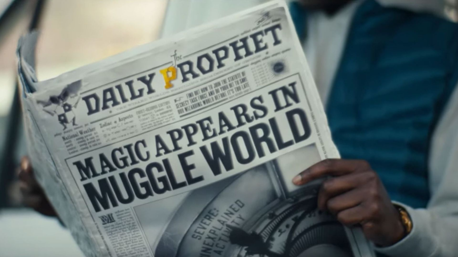 harry potter wizard unite image