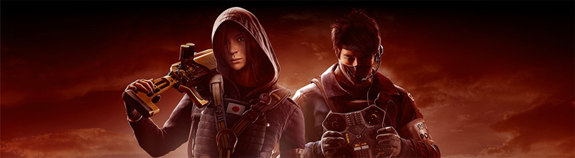Rainbow Six Siege - Familiarisez-vous avec Hibana et Echo visuel des deux personnages