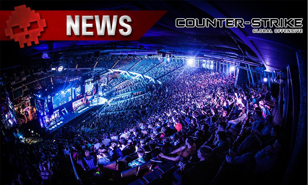 CS: GO - IEM Katowice : les douze équipes participantes