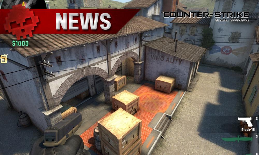 CS: GO - Inferno remplace Dust II dans les cartes officielles