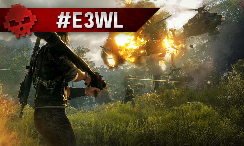 Rico, lance-orquette à la main, face à un hélicoptère qui explose