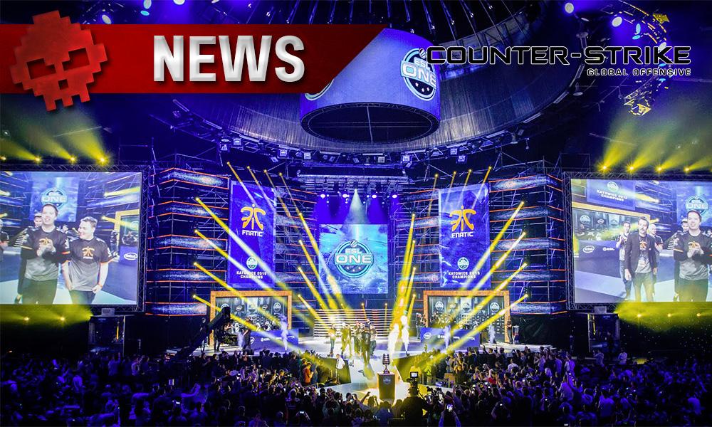 CS: GO - IEM Katowice : les deux groupes du tournoi