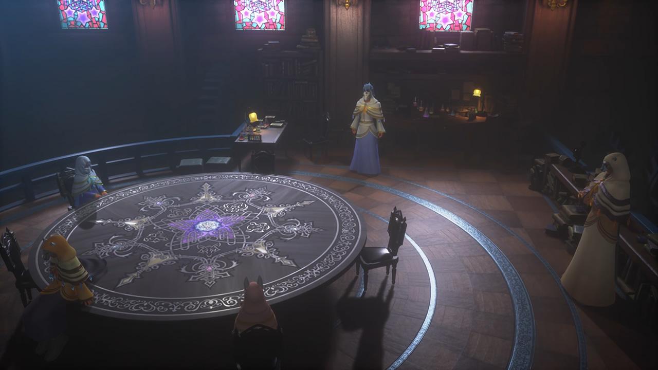 Les oracles autour d'une table ronde