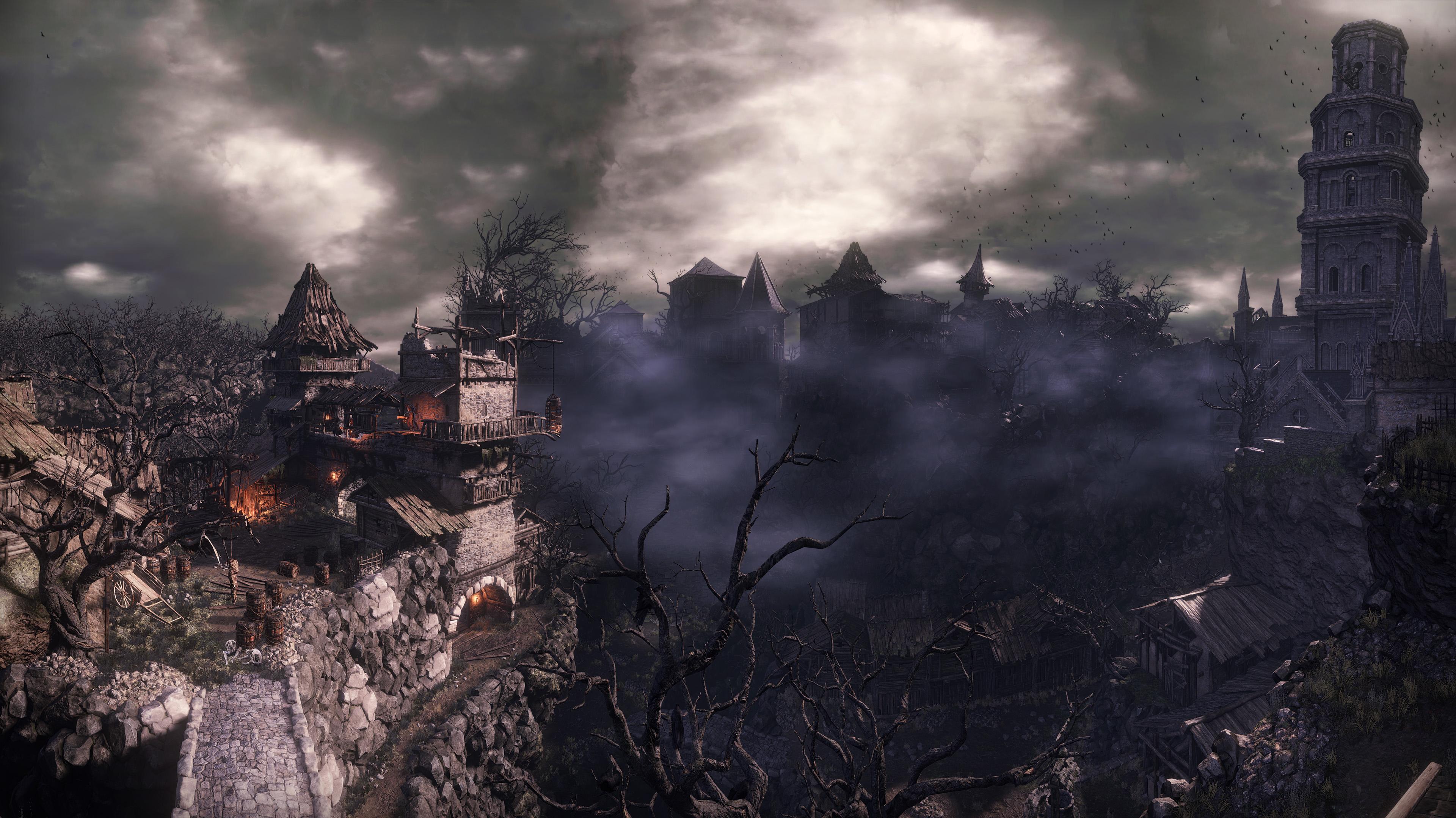 Dark Souls III Previousment Explication De L'histoire Et