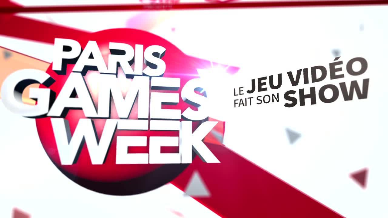 Plan du Paris Games Week la Paris Games Week