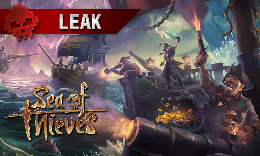 Vignette leak sea of thieves