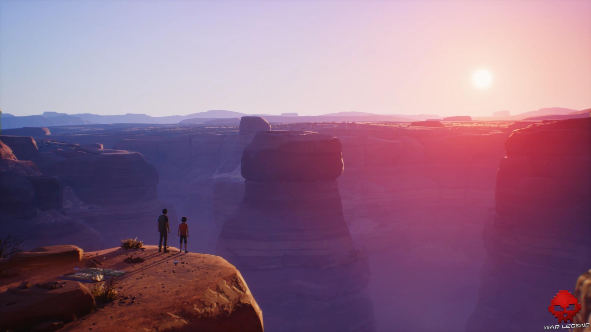 Life Is Strange 2 Capture Canyon Logo Warlegend