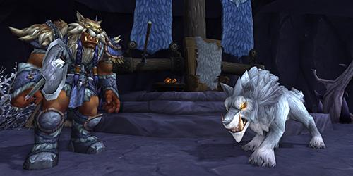 loups de givre