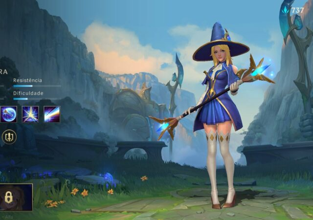 league of legends wild rift lux