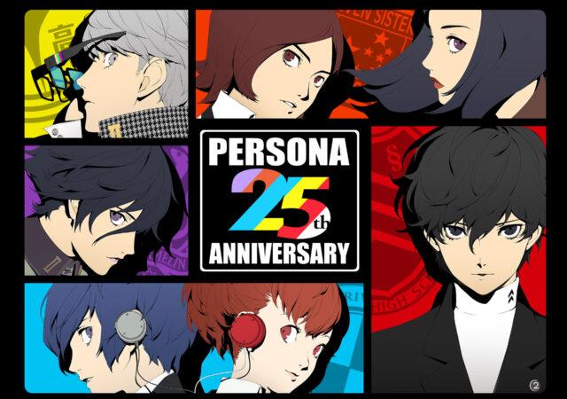 Persona 25e anniversaire