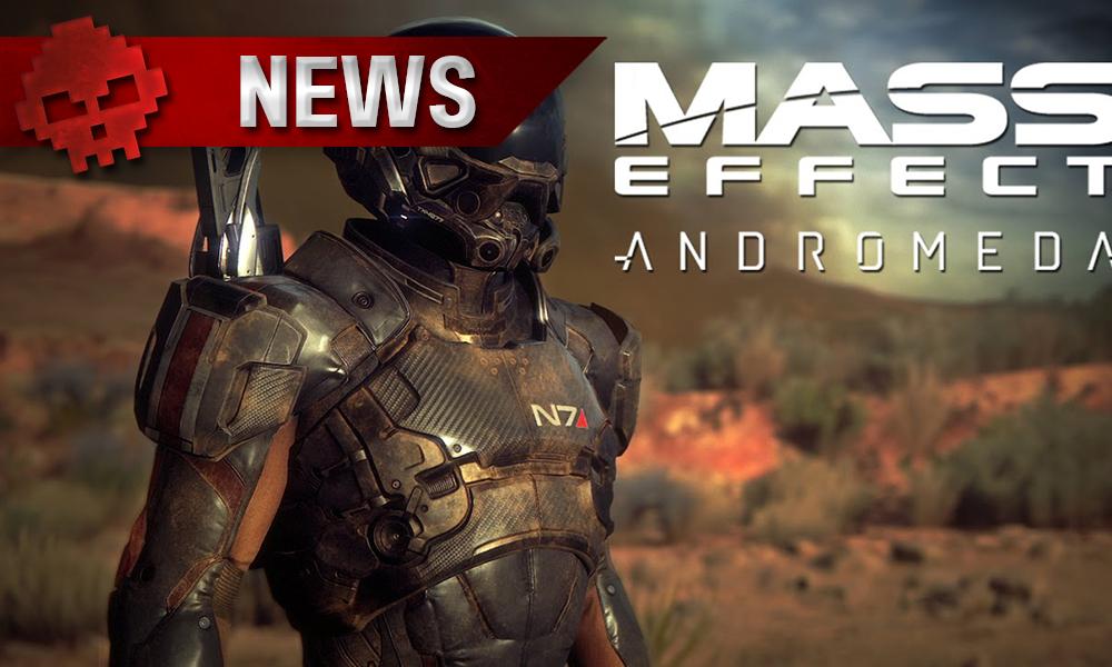 Mass Effect Andromeda - BioWare explique pourquoi les dialogues ont été repensés