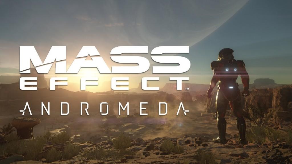 La date de sortie dévoilée par erreur — Mass Effect Andromeda