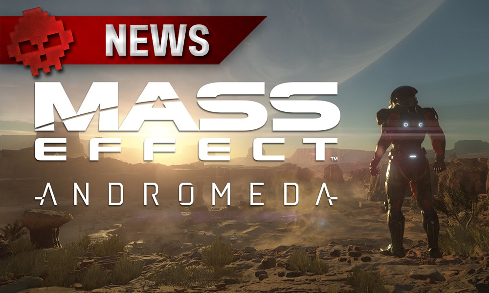 Mass Effect: Andromeda - BioWare se serait inspiré de The Witcher 3 Personnage regardant le soleil