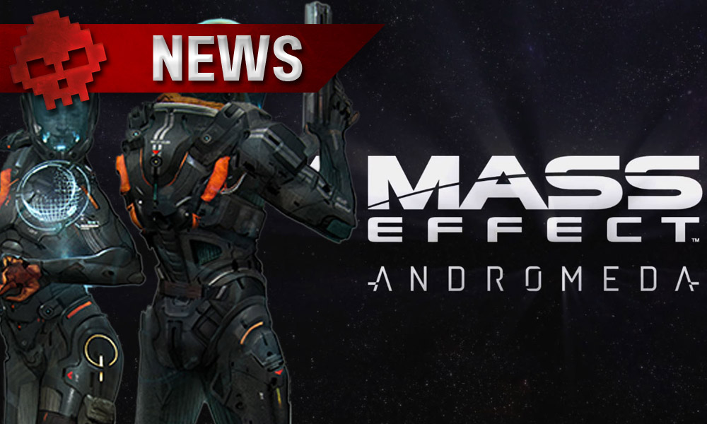 Enfin du gameplay dévoilé — Mass Effect Andromeda