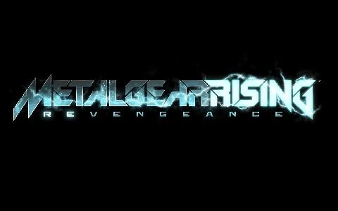 MGR: Revengeance - Logo