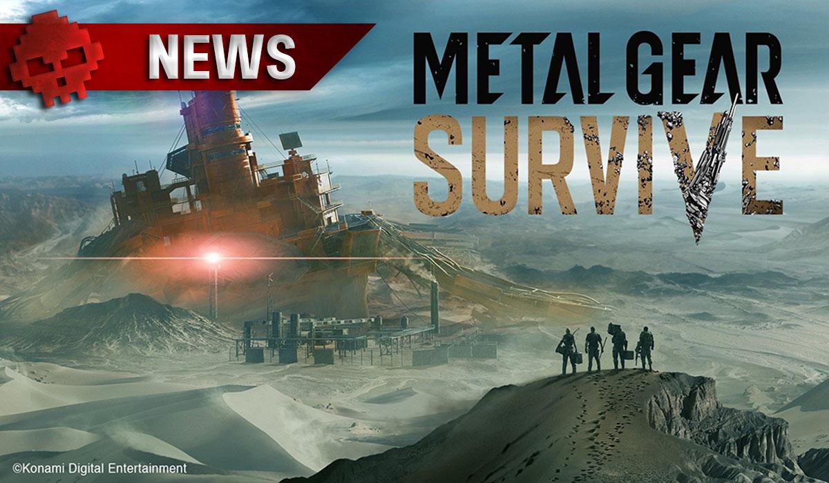 Vignette news metal gear survive