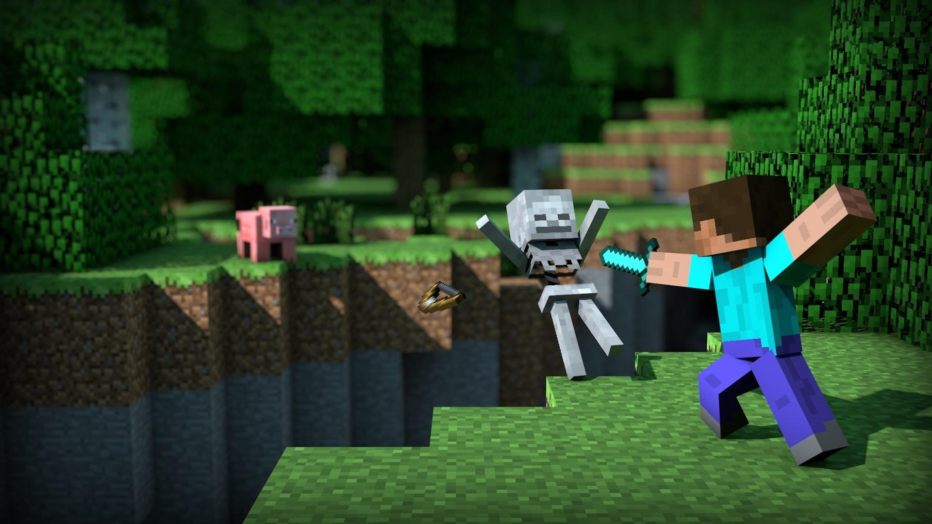 minecraft combat