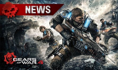 Gears of War 4 - The Coalition veut fêter son 10ème anniversaire avec ses fans-War Legend