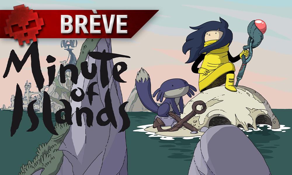 Minute Of Islands Vignette Breve