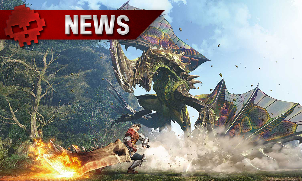 Vignette News Monster Hunter World