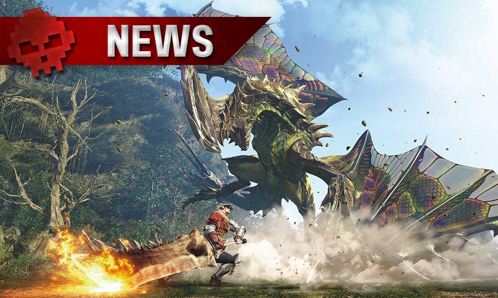Monster Hunter World officiellement annoncé