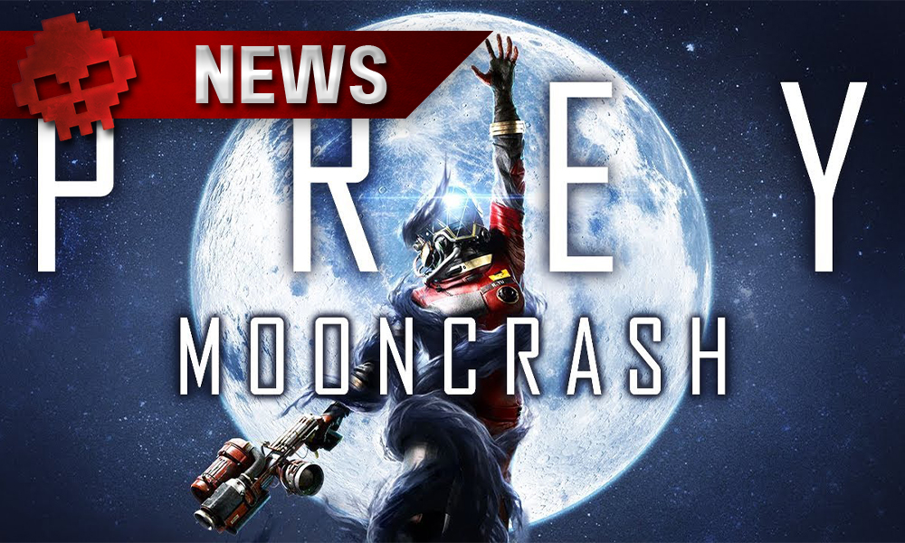Prey: Mooncrash Vignette News