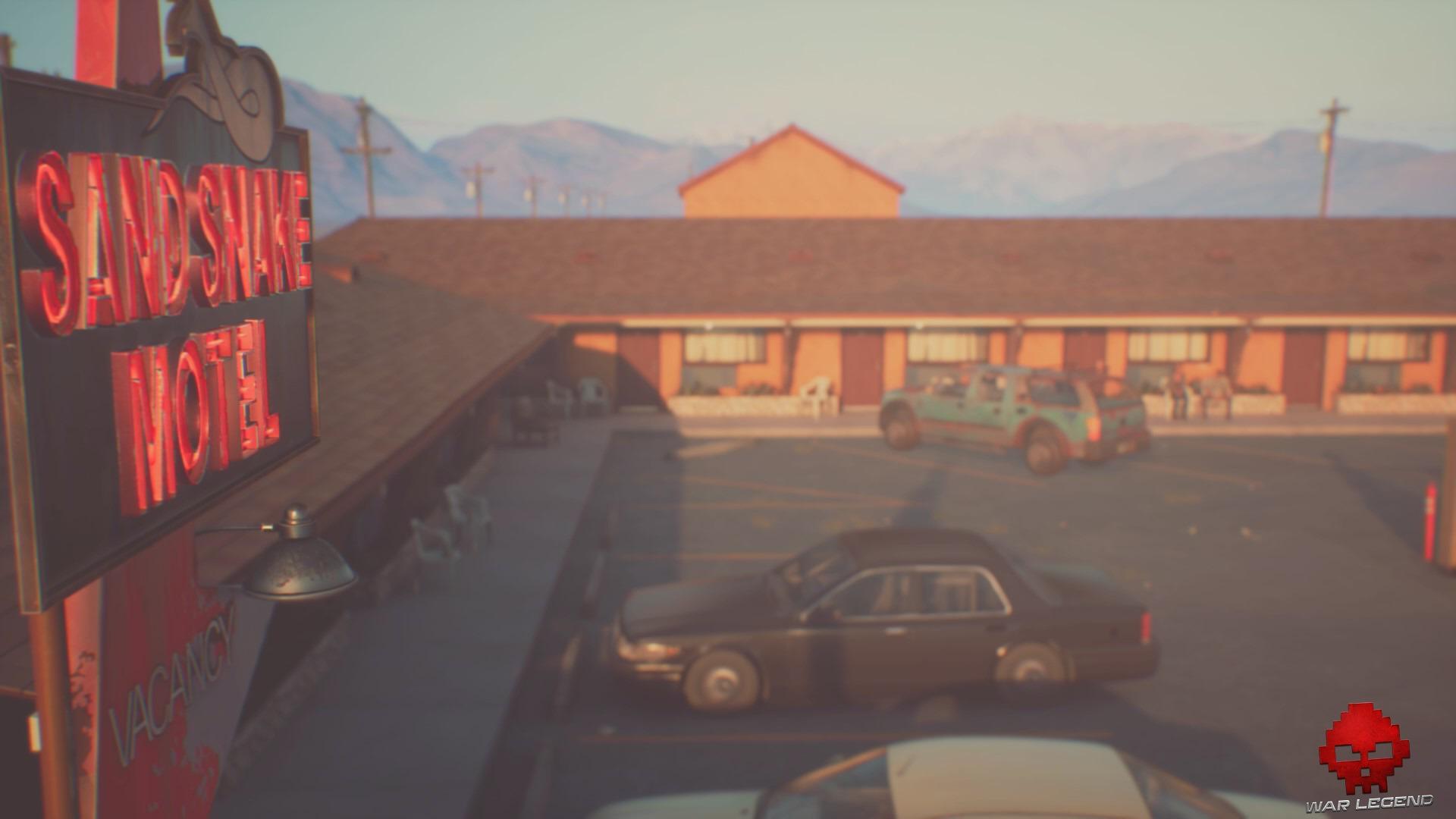 Image Sandsnake Motel