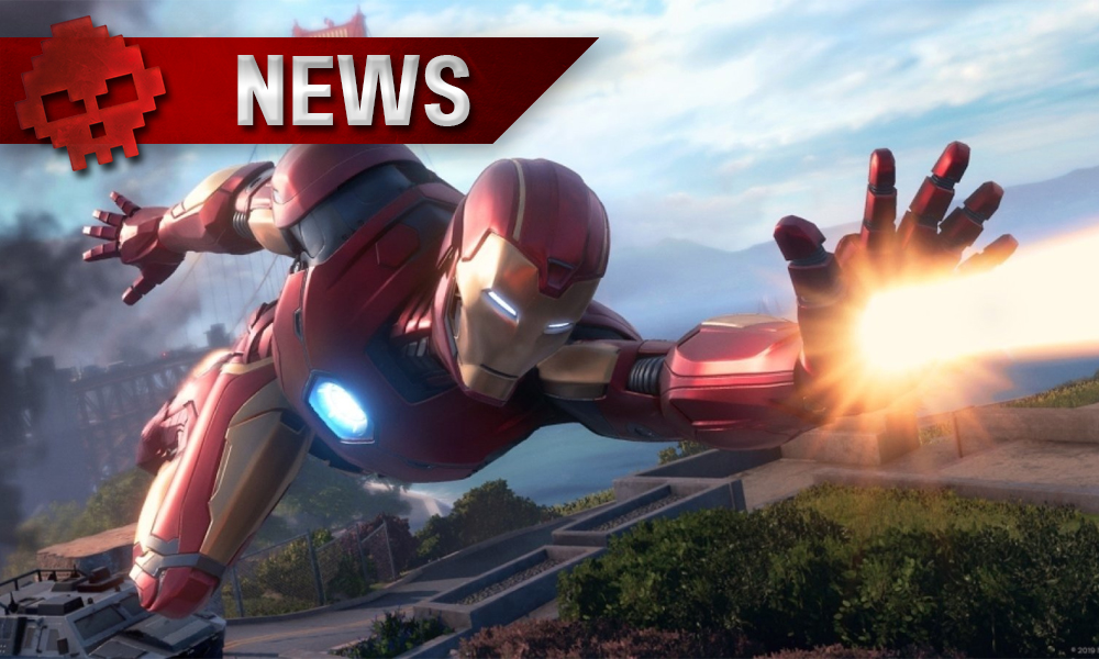 news marvels avengers iron man