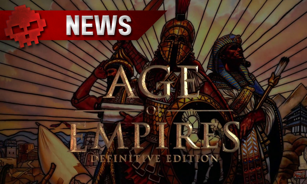 Age of Empire: Definitive Edition - Un remaster annoncé