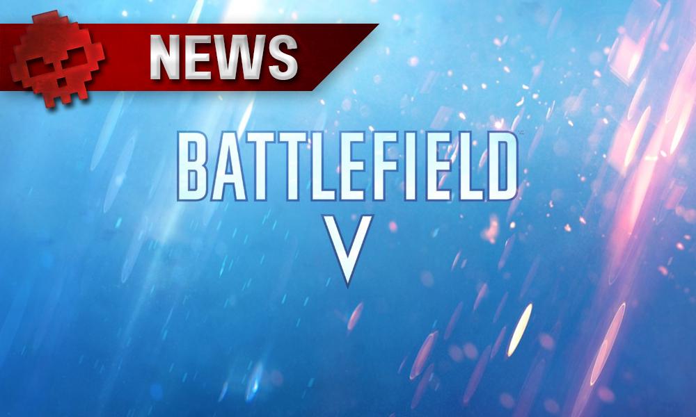 Electronic Arts officialise l'annonce de Battlefield 5 avec quelques infos
