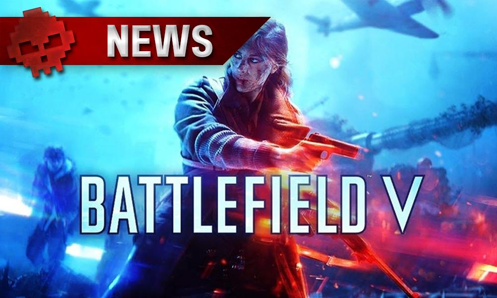 Vignette news Battlefield V