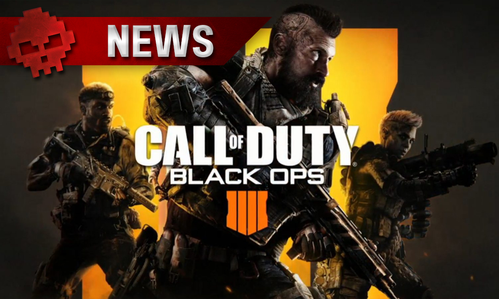 Vignette news Call of Duty Black Ops III, trois combattants