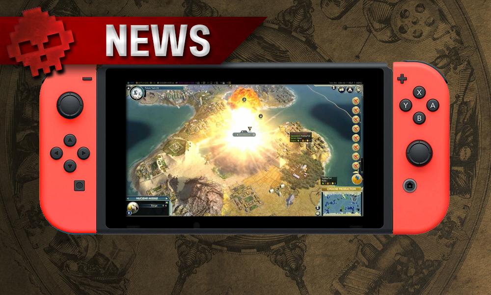 vignette Sid Meier's Civilization 6 Nintendo Switch