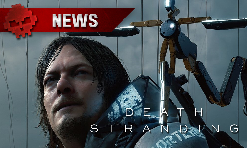 vignette news Death Stranding