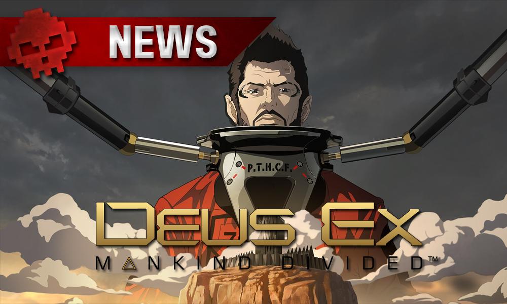 Deus Ex Universe : une expérience en réalité virtuelle et un nouveau DLC
