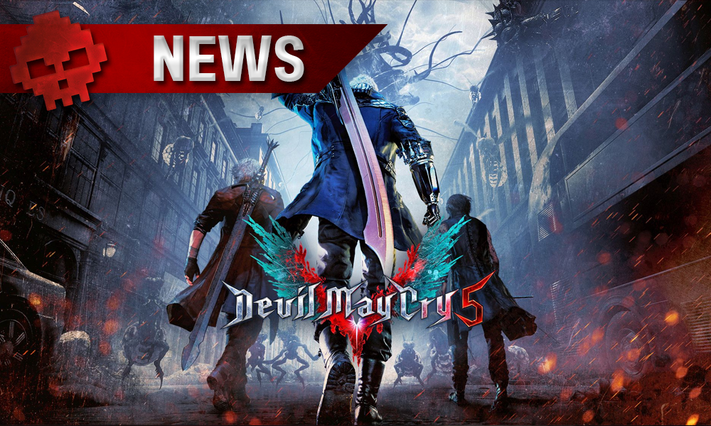 Vignette News Devil May Cry 5