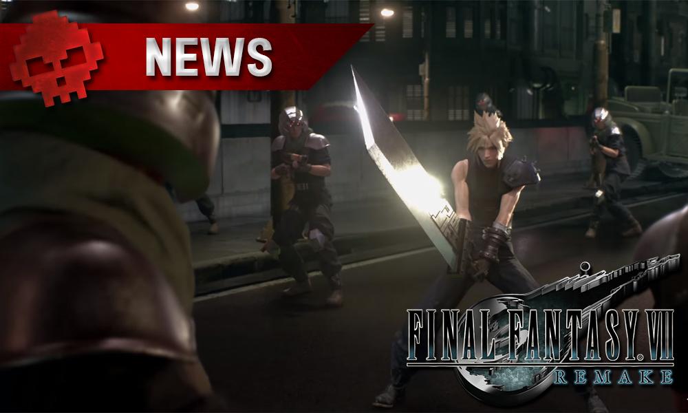 vignette news final fantasy 7 remake