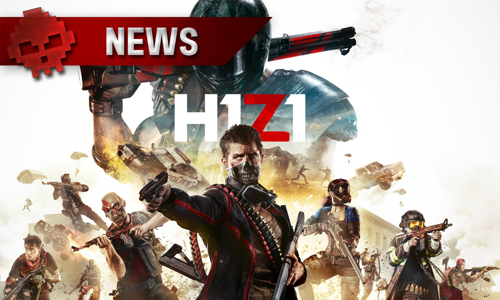 vignette news H1Z1 battle Royale