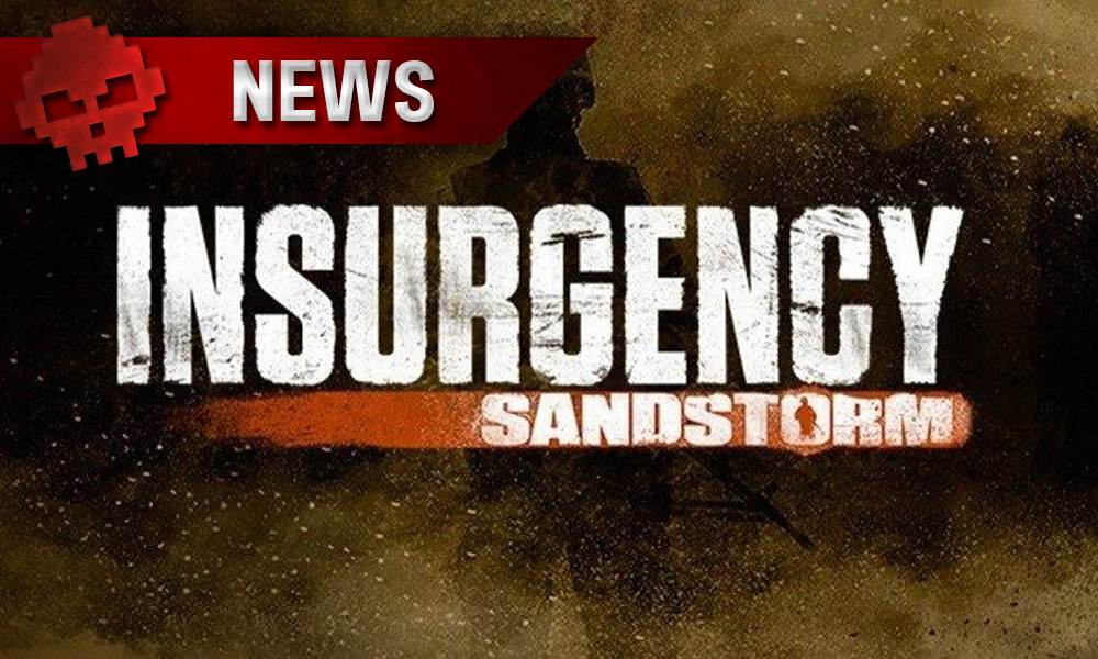vignette news Insurgency Sandstorm