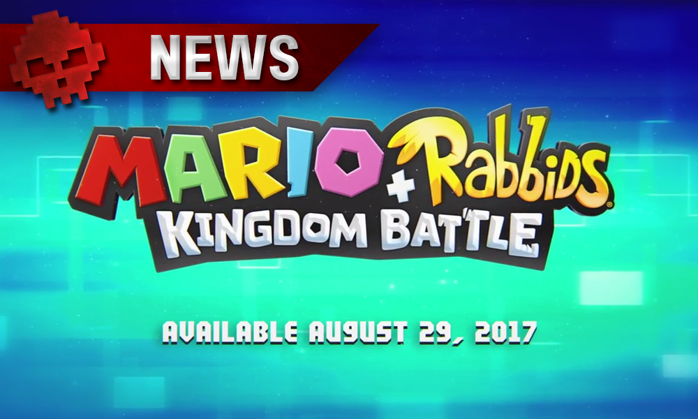 Le jeu Mario + The Lapins Crétins : Kingdom Battle, en Trailer