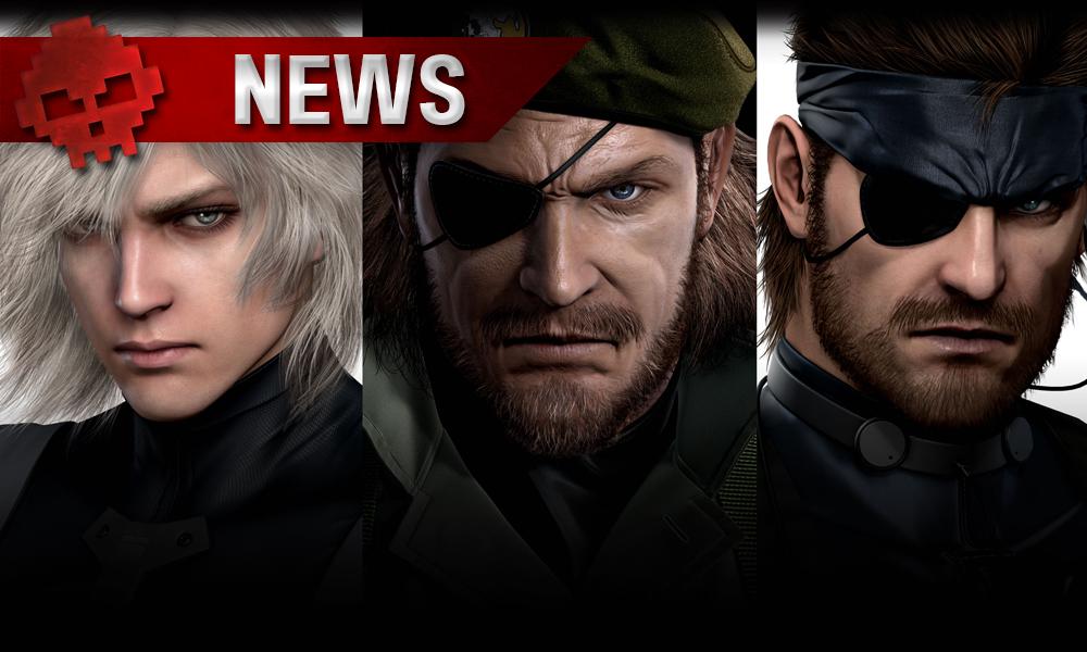 vignette Metal Gear Solid HD Edition