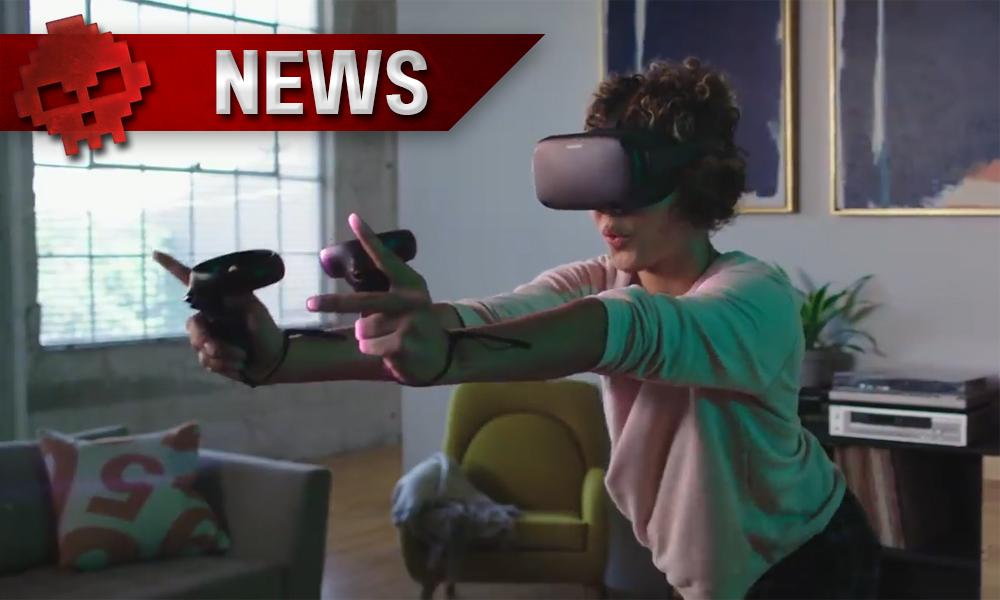 vignette news Oculus Quest