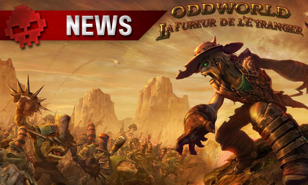 vignette news Oddworld La Fureur de l'Étranger