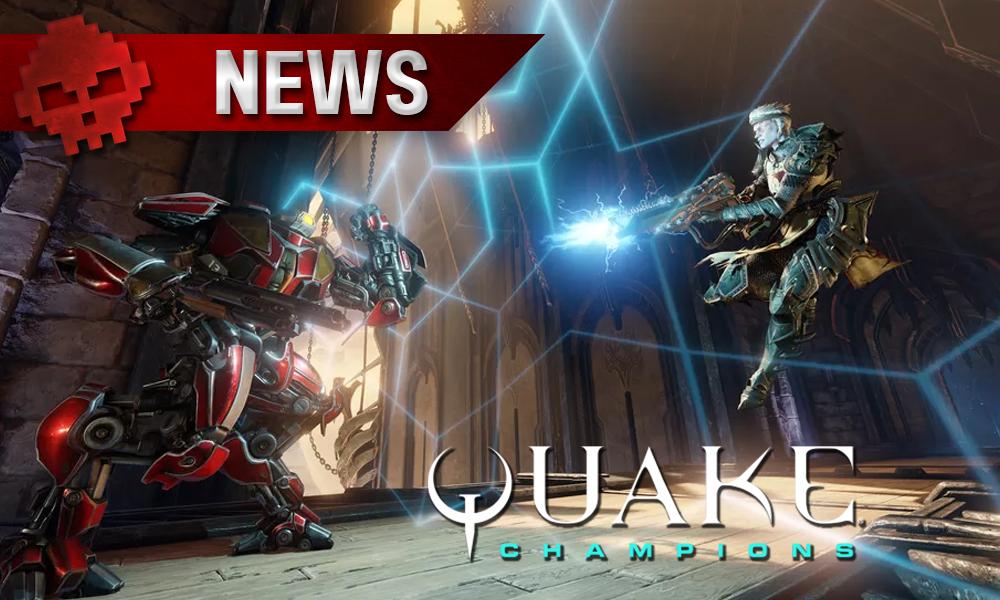 Quake Champions - Ce qu'il faut savoir sur la bêta ouverte